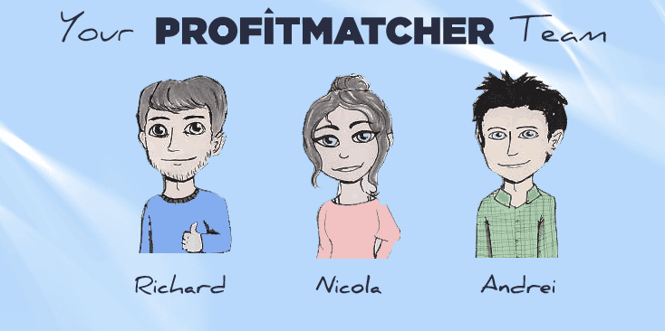 Profit Matcher Team